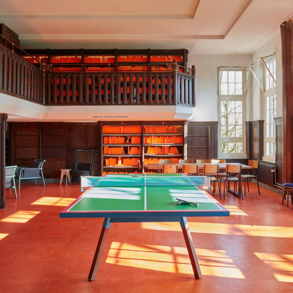 duplicate recreation room structure billiard room sport venue library home auditorium flooring living room
