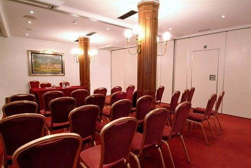 chair scene building conference hall auditorium function hall set conference room