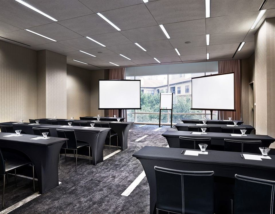 office building conference hall classroom auditorium recreation room