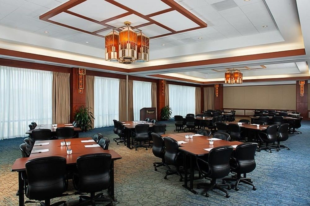 conference hall building auditorium recreation room meeting function hall convention center classroom leather conference room