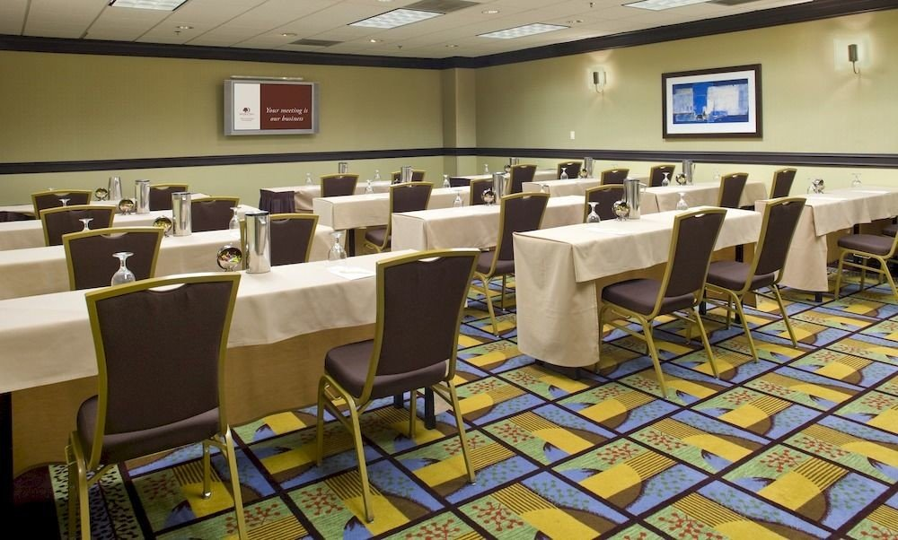 chair conference hall classroom auditorium function hall convention center meeting