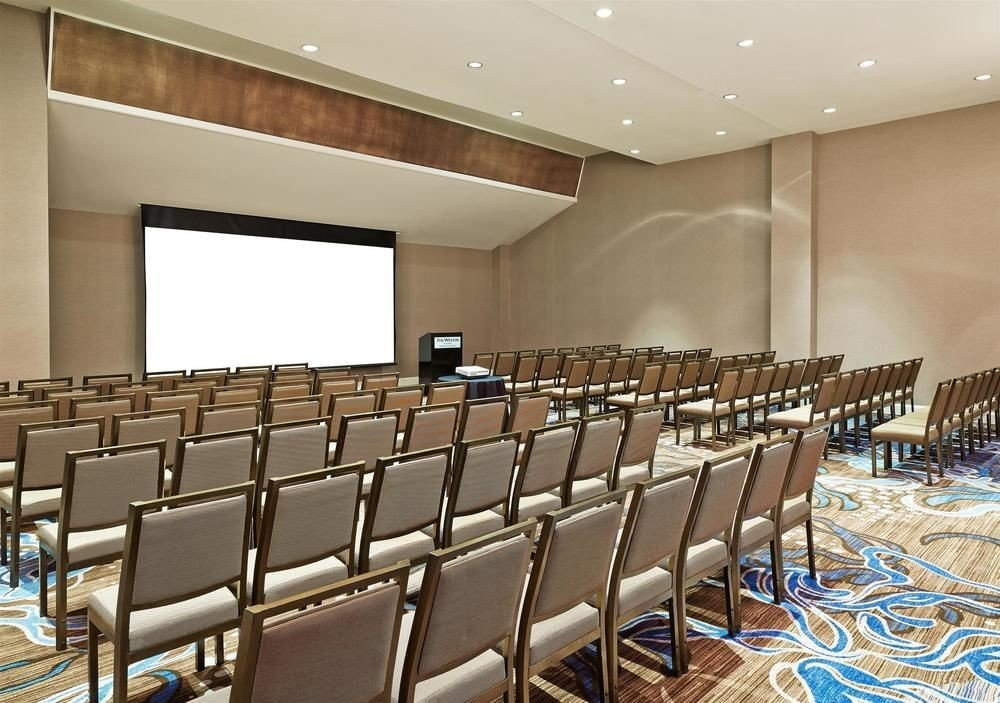 auditorium chair conference hall function hall convention center meeting classroom conference room