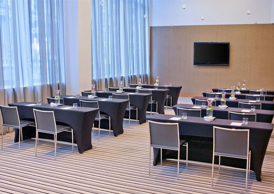 chair classroom auditorium conference hall function hall convention center set