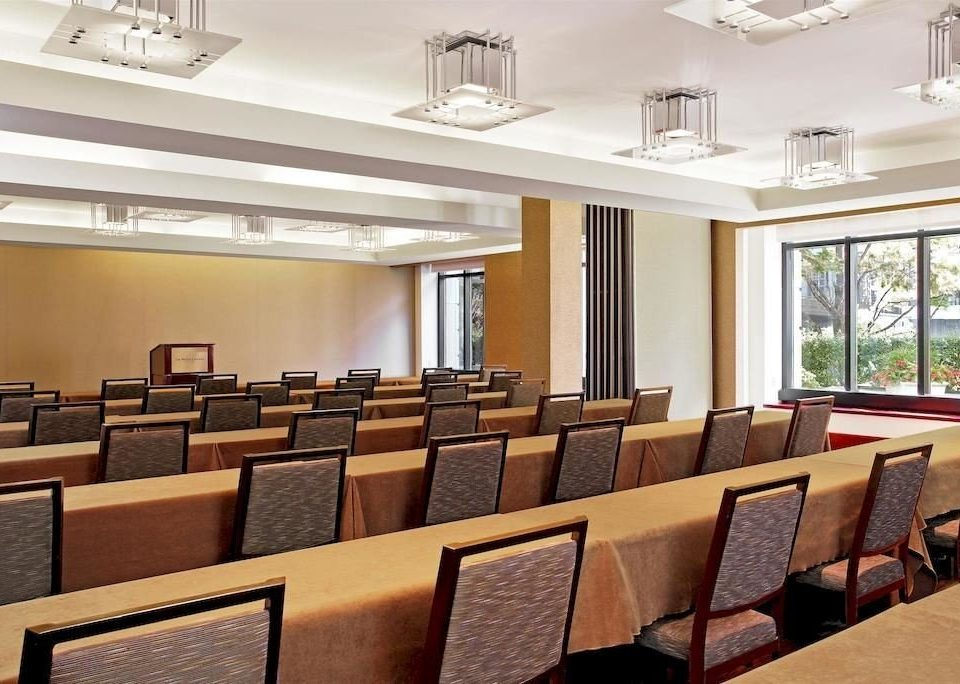 chair property conference hall auditorium function hall meeting convention center classroom