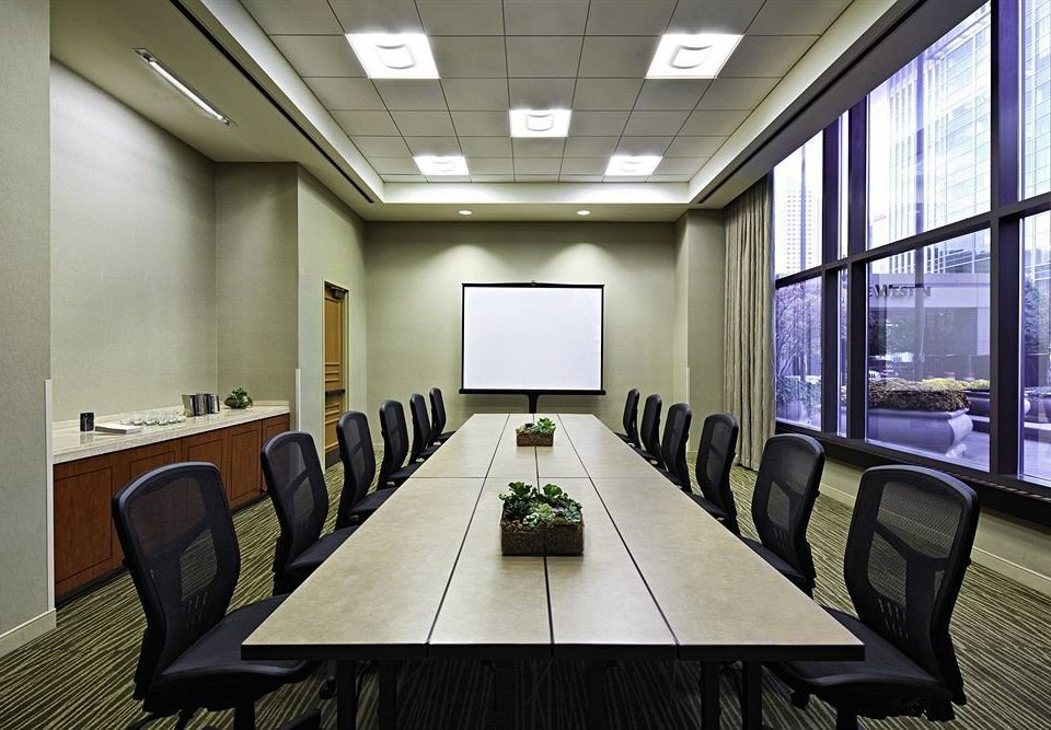 chair conference hall auditorium office convention center headquarters conference room