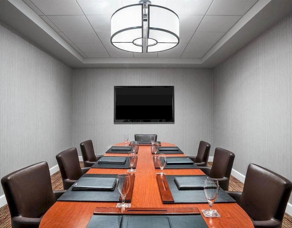 chair conference hall conference room auditorium meeting office set