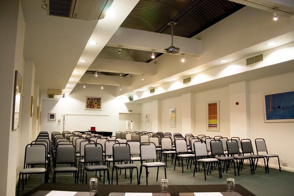 auditorium chair conference hall function hall scene convention center long