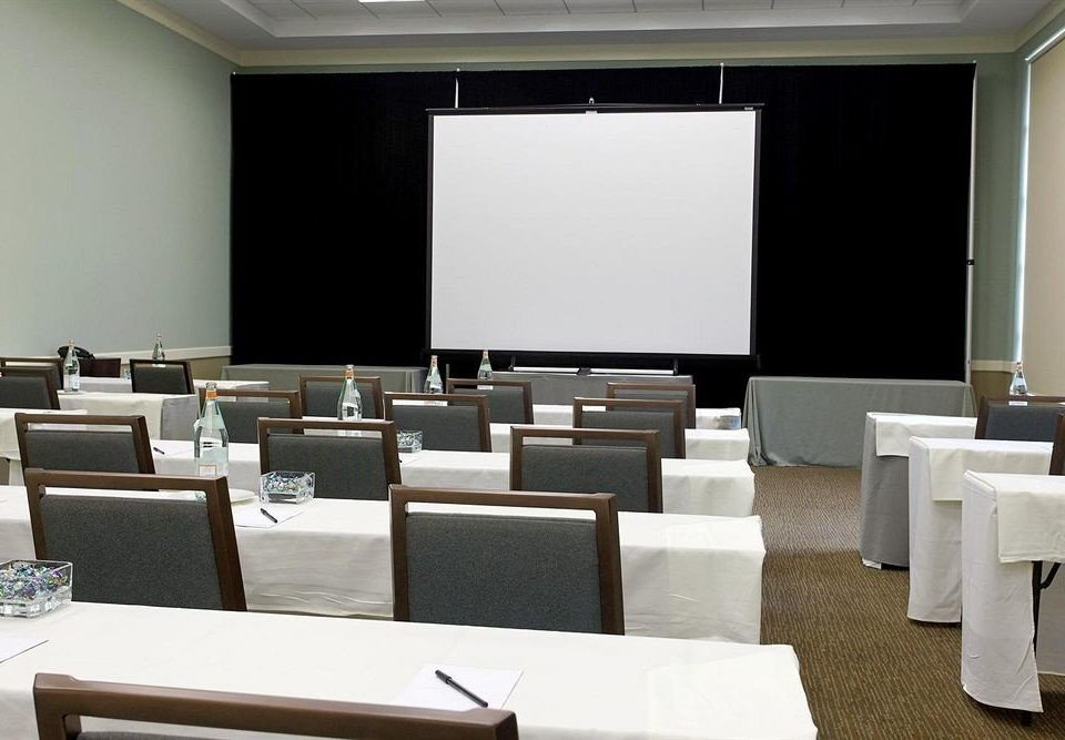conference hall classroom living room function hall meeting restaurant auditorium conference room