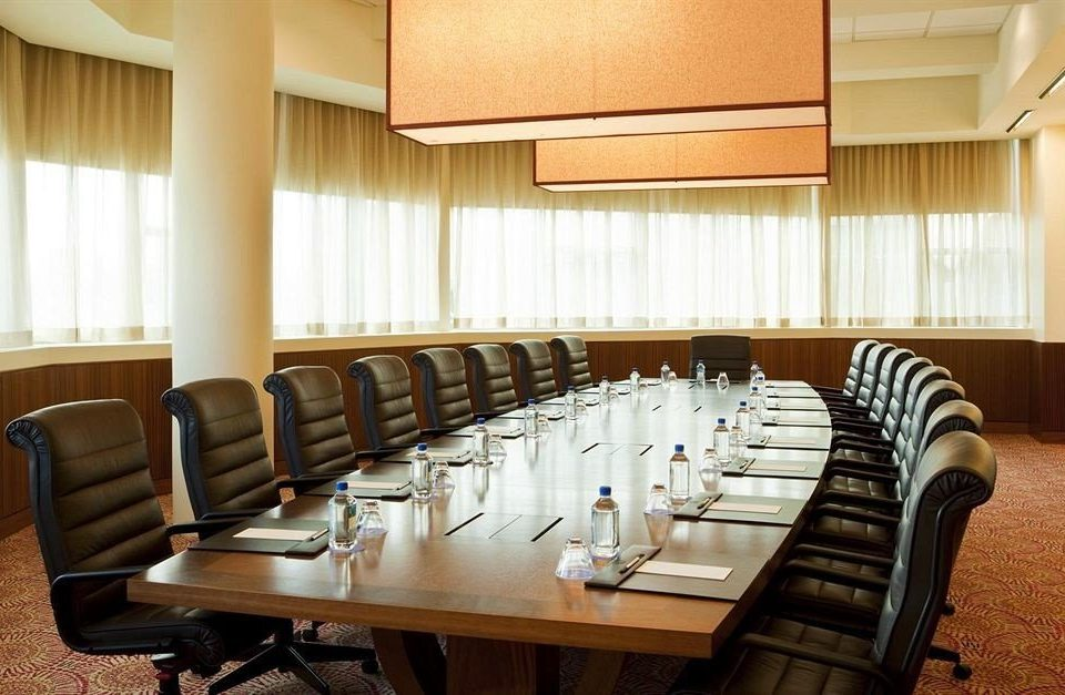 conference hall auditorium classroom function hall meeting convention center leather conference room