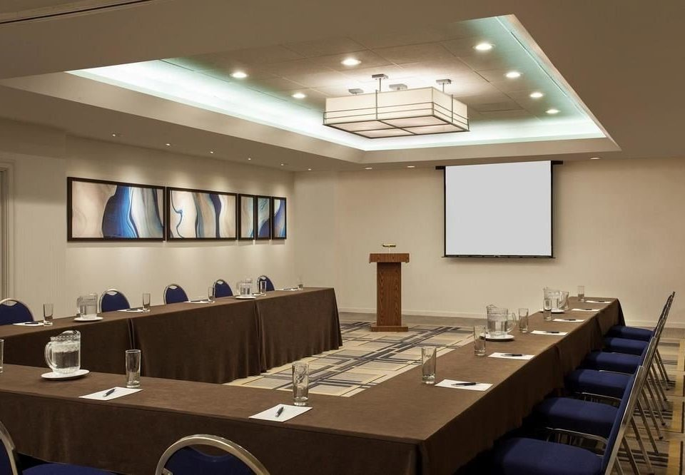 conference hall auditorium function hall classroom meeting convention center conference room