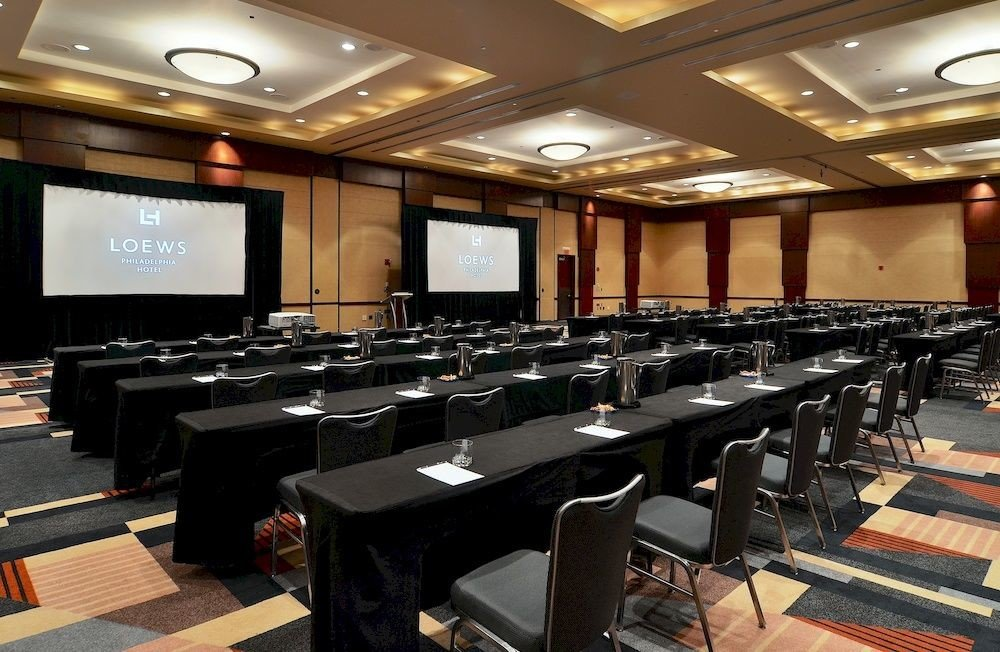 auditorium conference hall function hall recreation room classroom convention center meeting