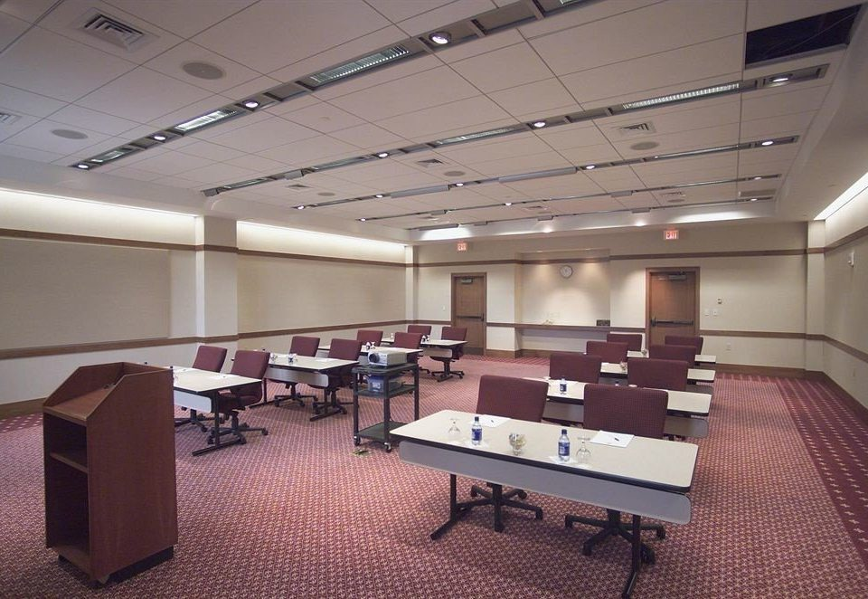 auditorium conference hall classroom office convention center recreation room function hall
