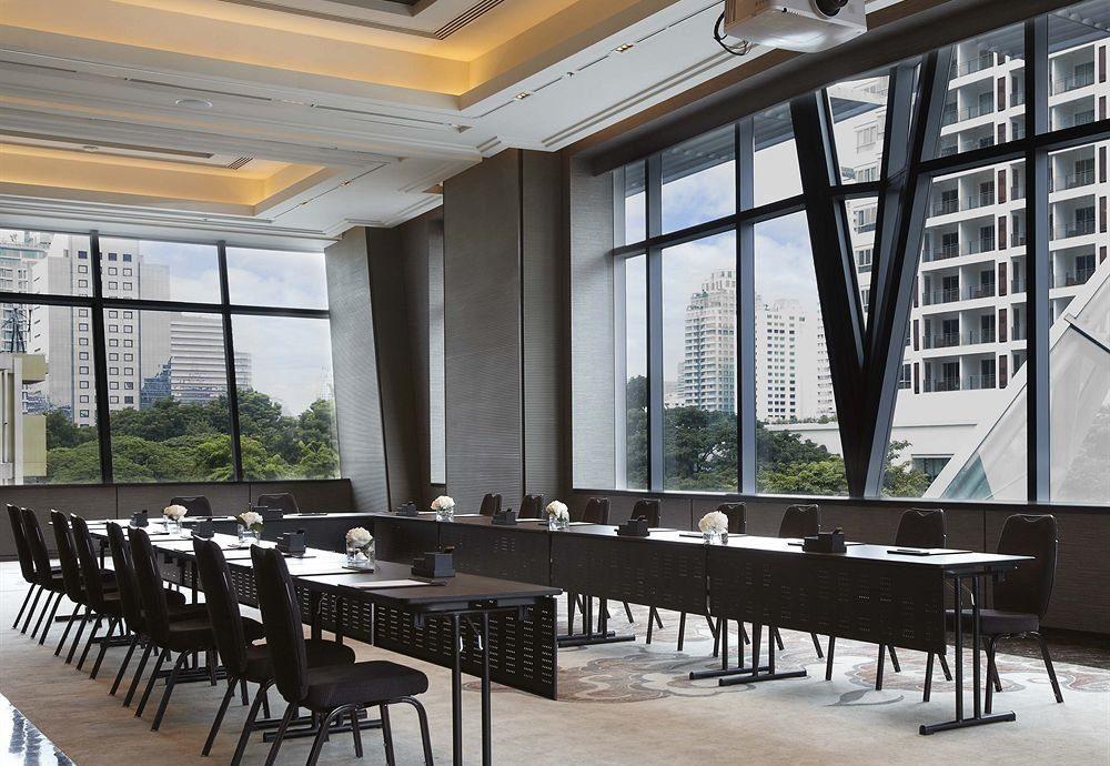 conference hall home condominium convention center restaurant auditorium headquarters