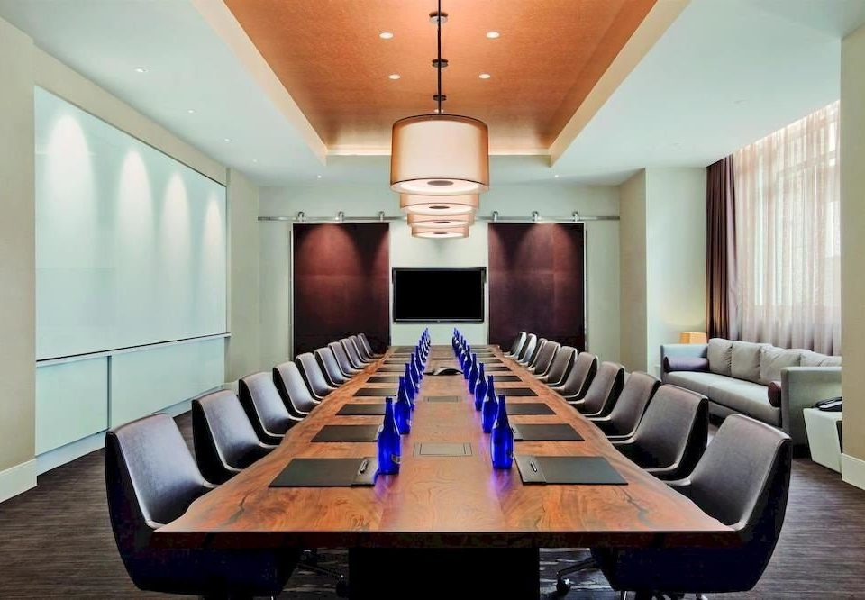 conference hall auditorium wooden recreation room conference room leather