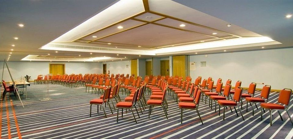 auditorium structure sport venue conference hall convention center function hall orange lined line