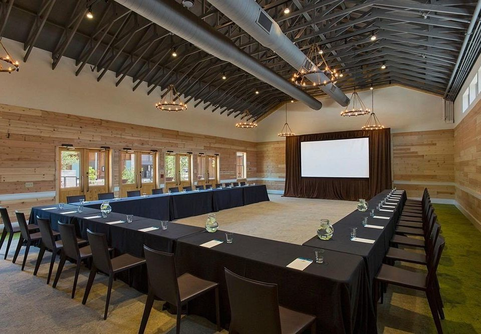 auditorium conference hall function hall convention center recreation room restaurant