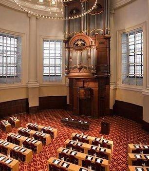 auditorium function hall synagogue