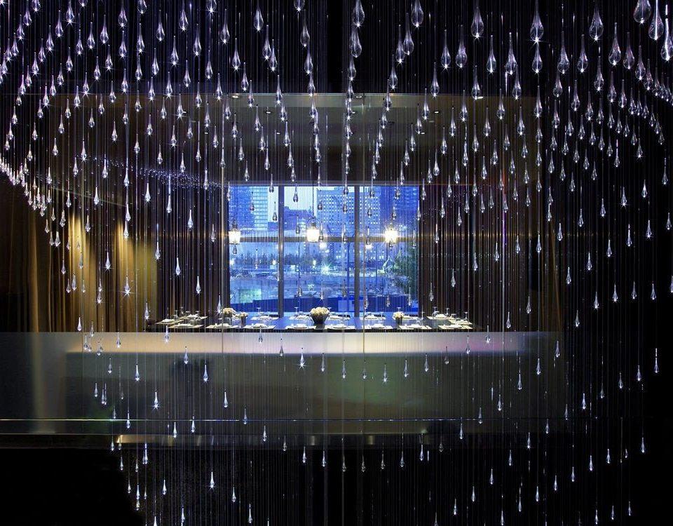 stage light night auditorium lighting theatre music venue scenographer