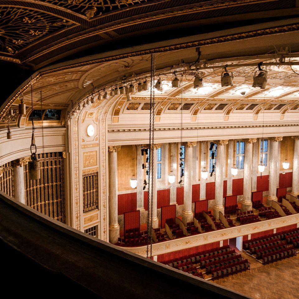 auditorium opera house stage theatre