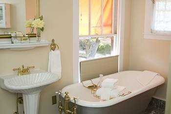 B&B Bath City bathroom sink property Suite cottage home bathtub toilet tub