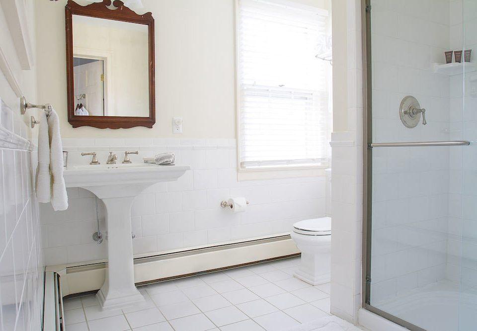 B&B Bath Inn bathroom property home plumbing fixture flooring cottage bathroom cabinet bidet bathtub tile tiled tub
