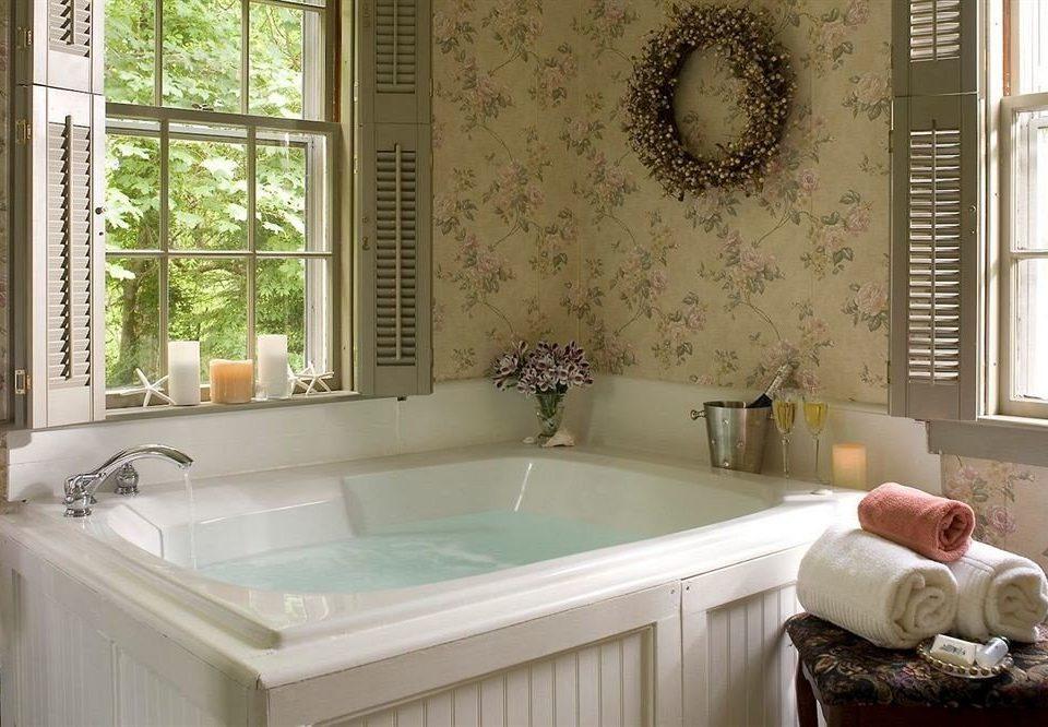 B&B Bath Romantic bathroom property vessel bathtub swimming pool plumbing fixture sink tub
