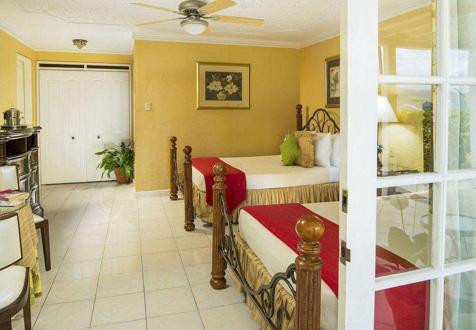 B&B Bedroom Budget Sea property yellow home cottage condominium farmhouse