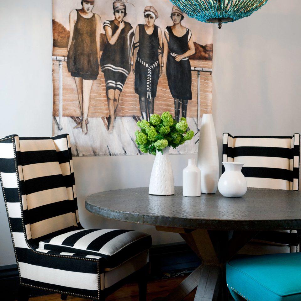 B&B Boutique living room home modern art
