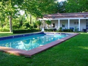 B&B Luxury Pool grass tree swimming pool property building backyard lawn Villa reflecting pool house yard Resort