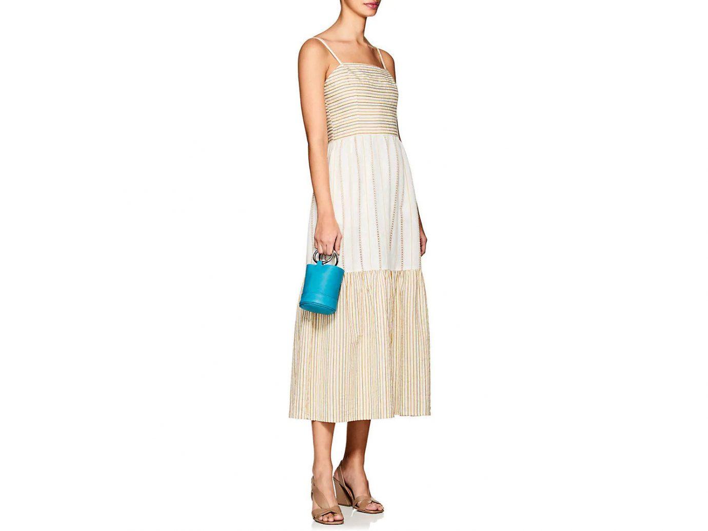 Style + Design Travel Shop day dress clothing dress shoulder fashion model skirt joint cocktail dress gown neck fashion design bridal party dress pattern
