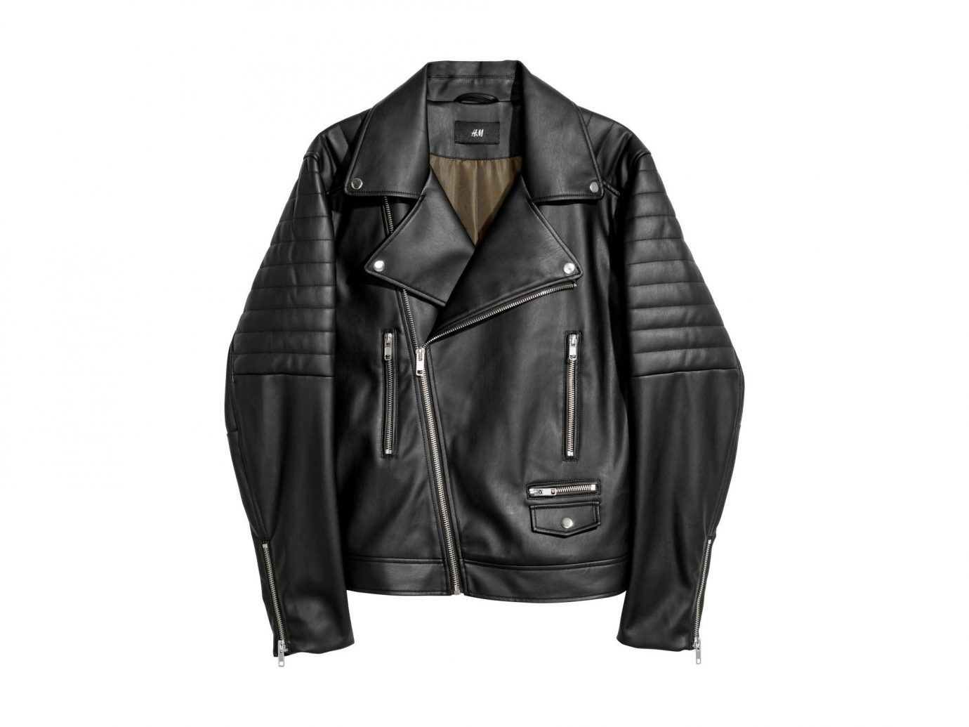 Packing Tips Style + Design Travel Shop jacket black clothing leather jacket leather suit textile product coat pocket material zipper