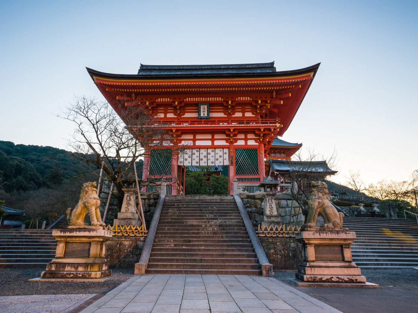 Jetsetter Guides sky outdoor ground chinese architecture historic site landmark shinto shrine building wooden Architecture pagoda shrine place of worship hindu temple torii tower palace temple