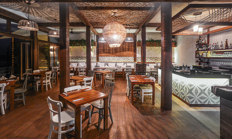 Boutique Hotels Hotels Mexico Tulum floor indoor table room chair property restaurant estate tavern café interior design real estate Bar furniture several