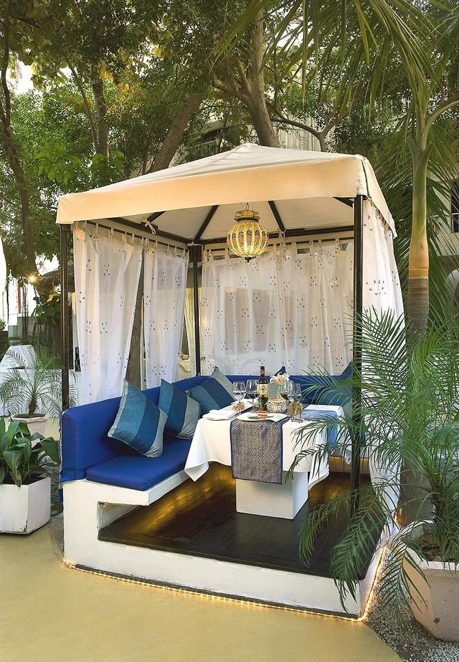 tree tent backyard shed outdoor structure home gazebo cottage swimming pool