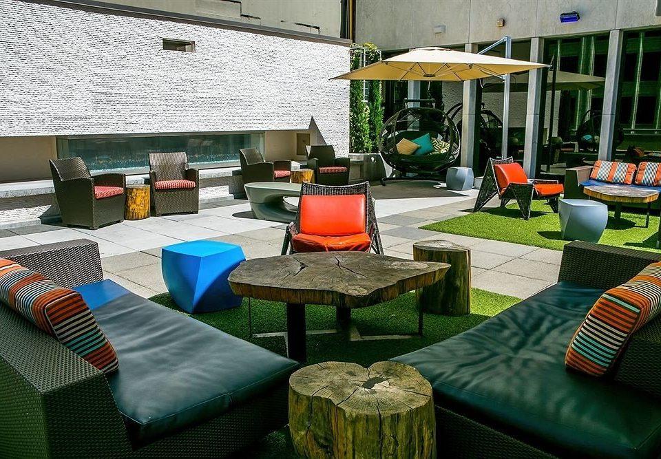 home green backyard outdoor structure living room restaurant set