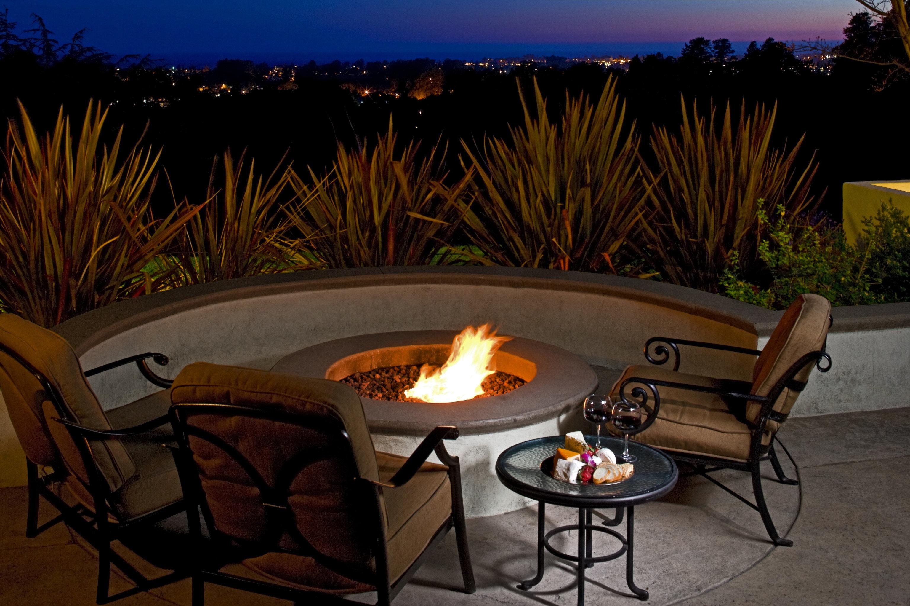 lighting backyard home outdoor structure