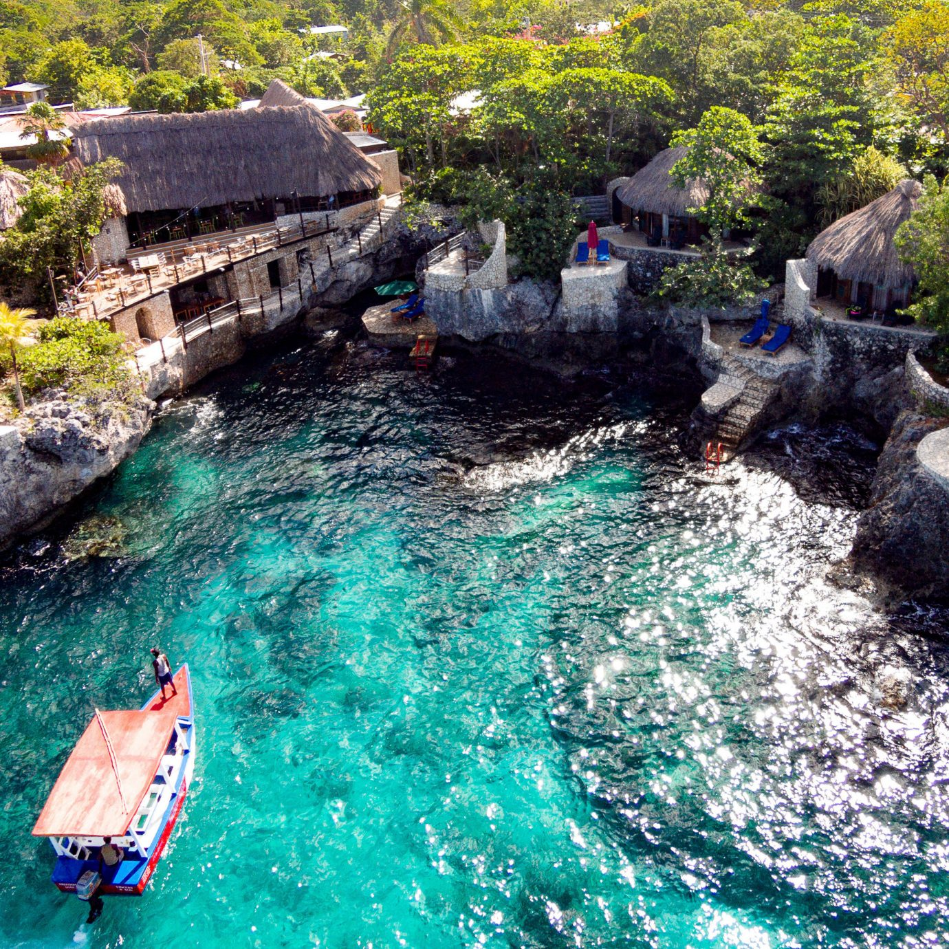 The Caves Hotel (Negril, Jamaica) | Jetsetter