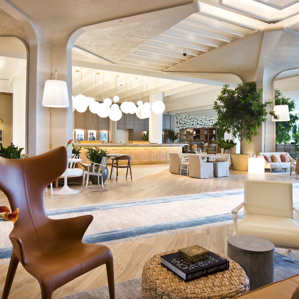Bahamas caribbean Trip Ideas chair Lobby Resort living room penthouse apartment