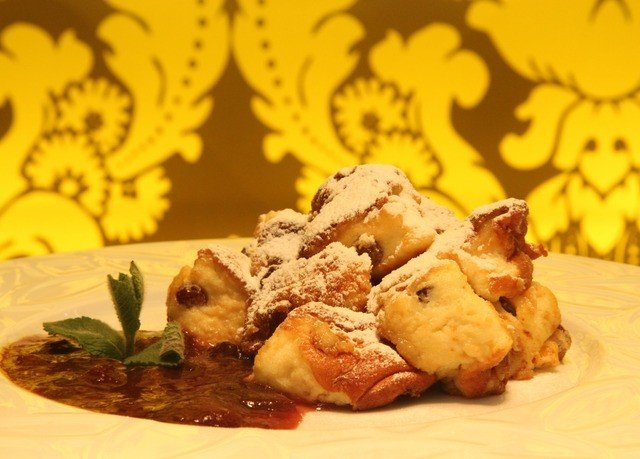 food dessert cuisine baked goods piece de resistance