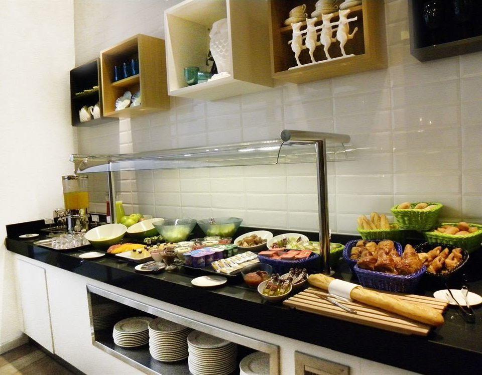 food counter bakery buffet cuisine restaurant