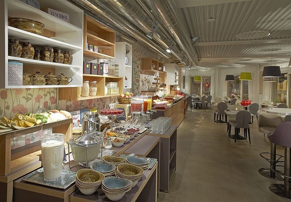 bakery grocery store retail restaurant cafeteria