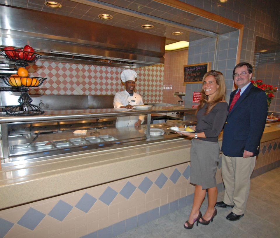bakery restaurant cafeteria preparing