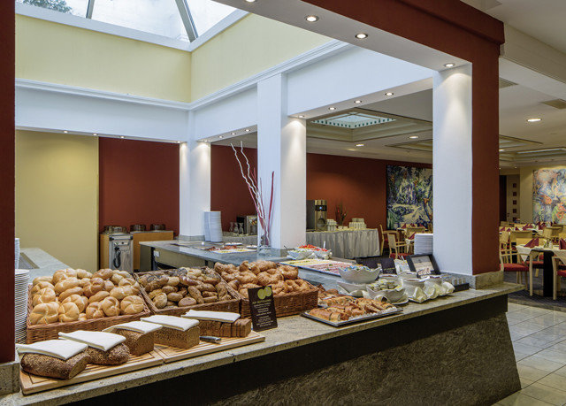bakery counter food retail