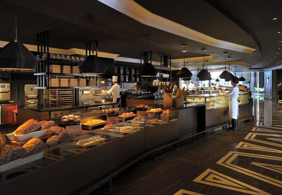 bakery restaurant retail food