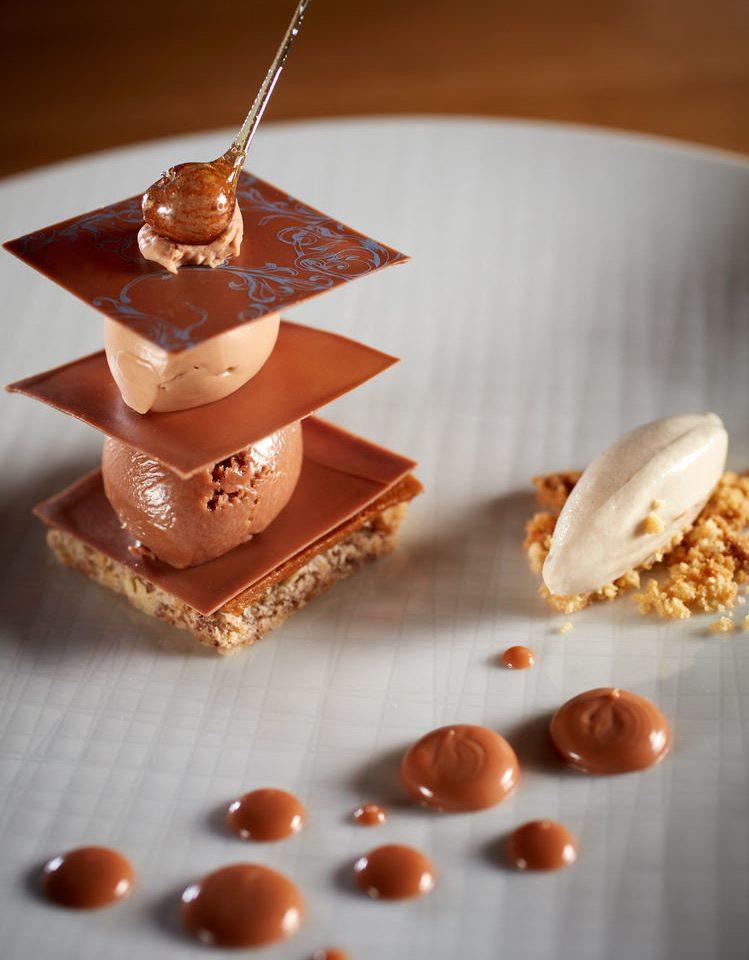 food chocolate dessert praline sweetness baking slice flavor breakfast snack food cuisine