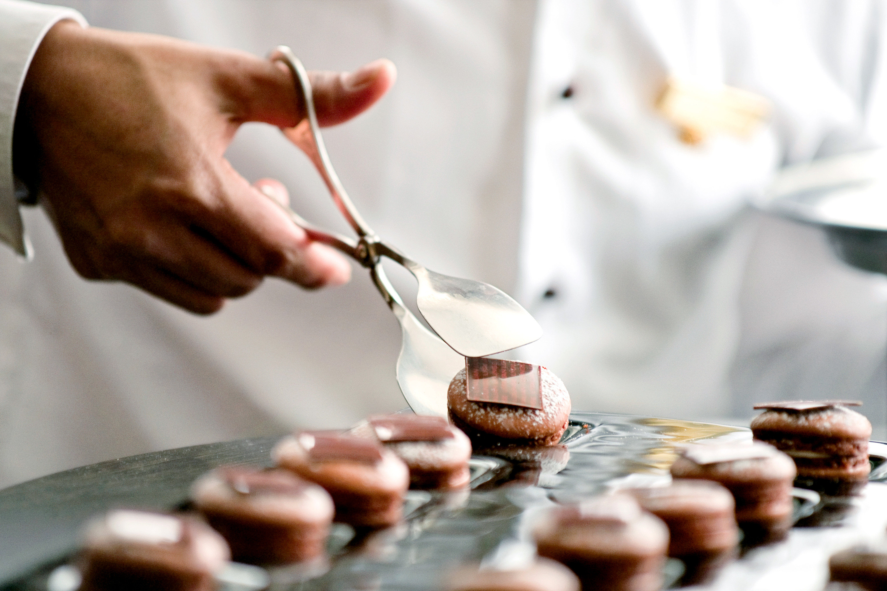 human action food cook dessert baking chocolate cooking sense pastry chef cuisine