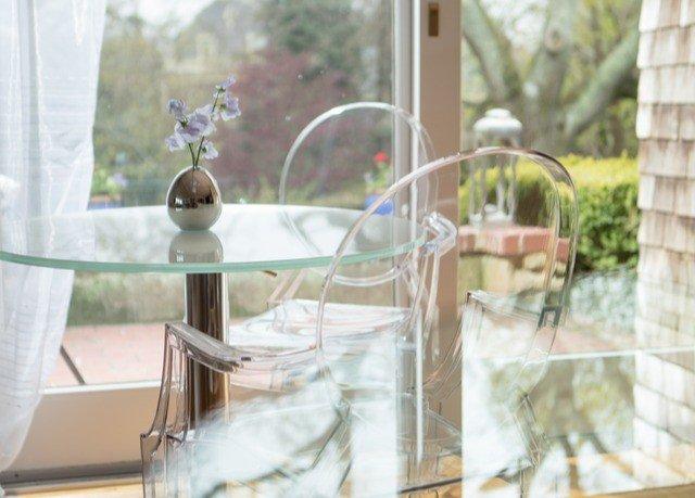 home Balcony backyard dining table