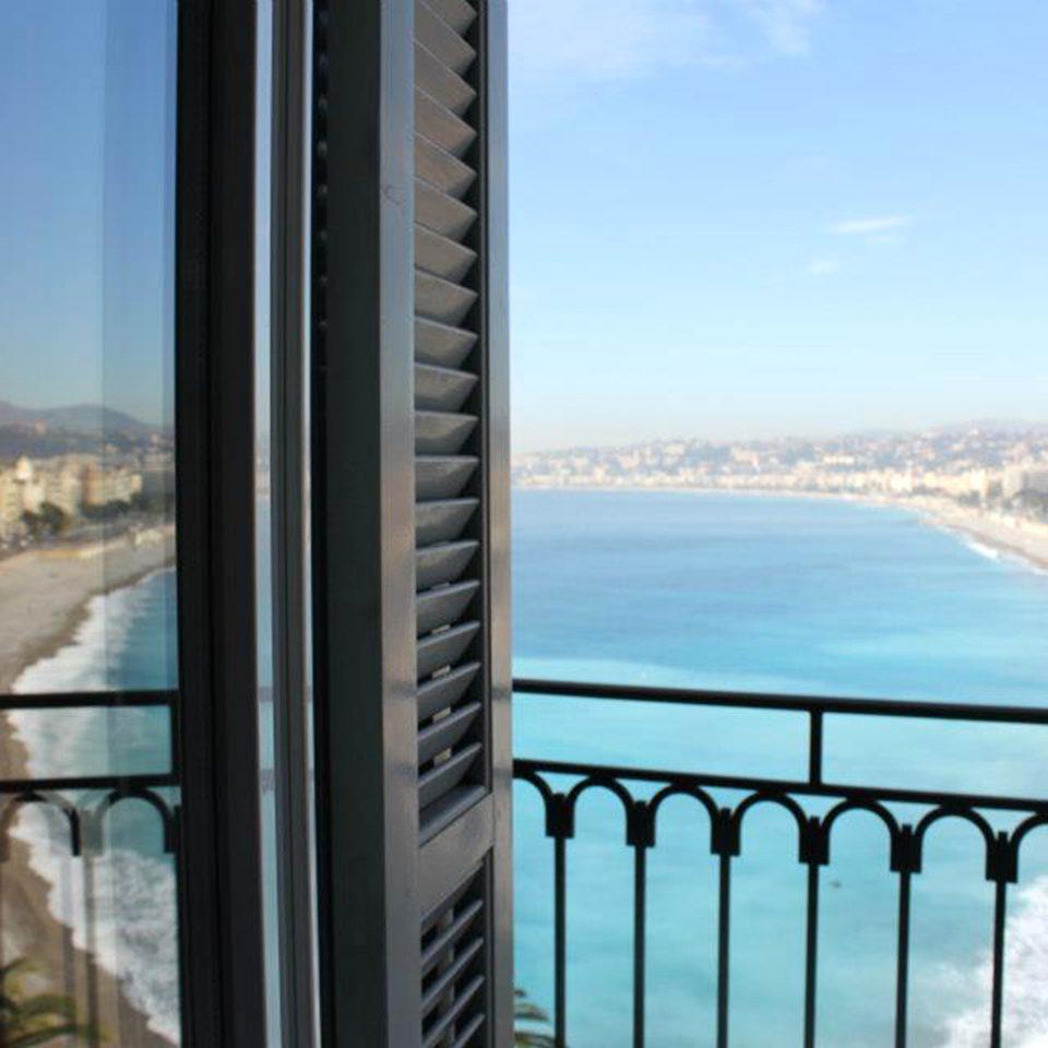 Beach Beachfront Ocean Scenic views sky property overlooking condominium Coast Balcony colonnade