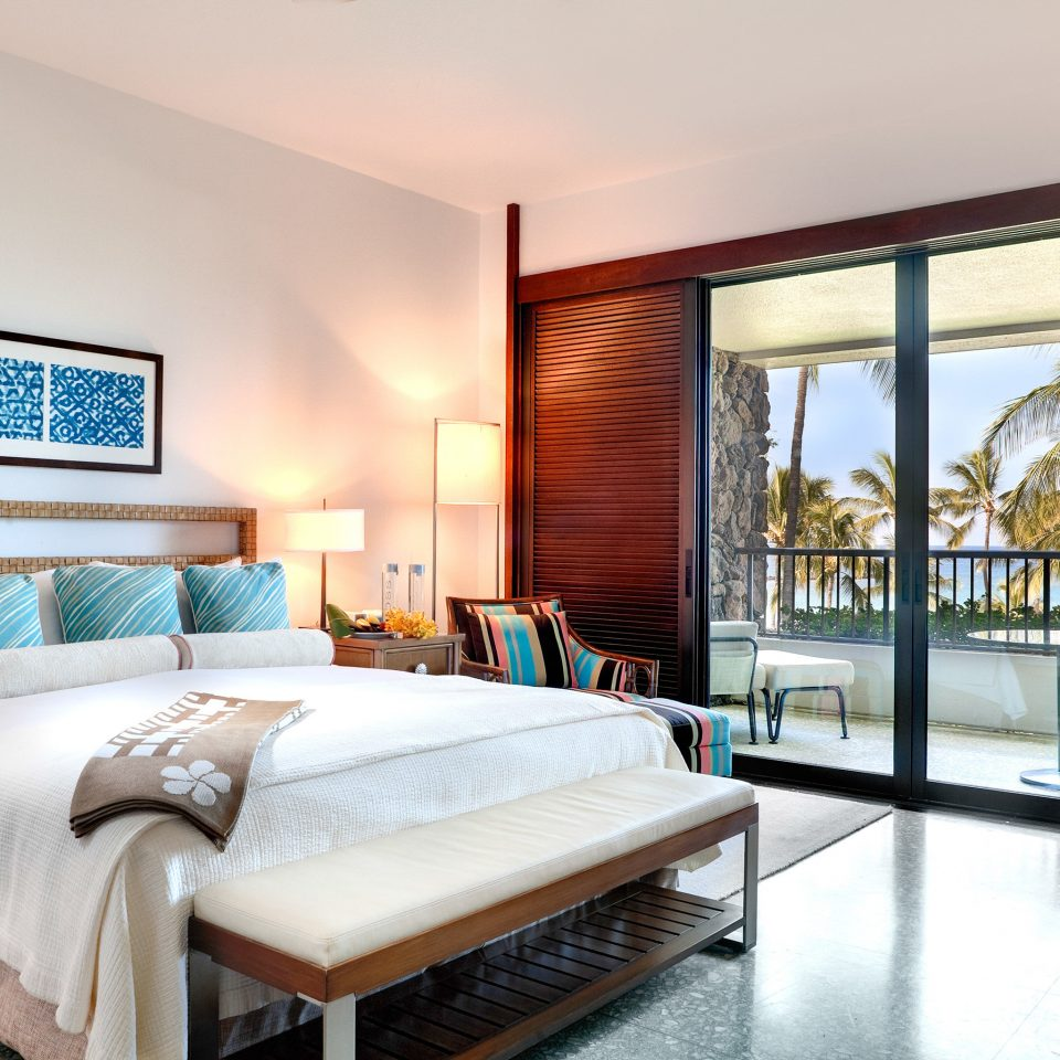 Balcony Beach Bedroom Resort Scenic views sofa property Suite living room home hardwood condominium Villa cottage