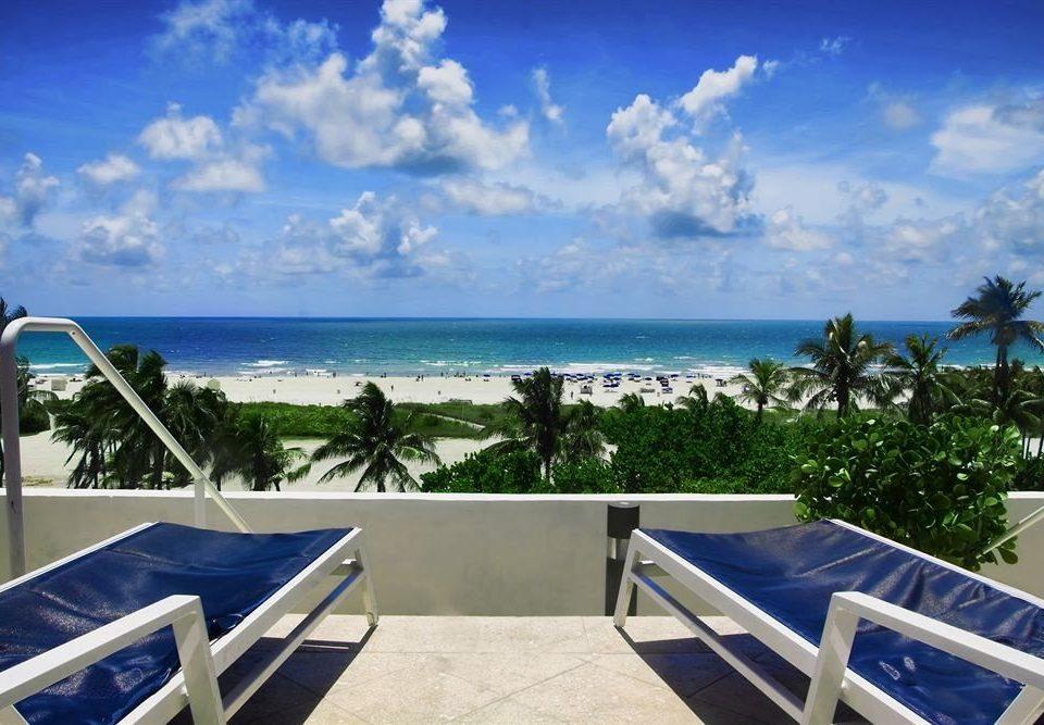 Balcony Beach Classic sky leisure swimming pool property caribbean Ocean Resort Deck Villa Sea overlooking shore